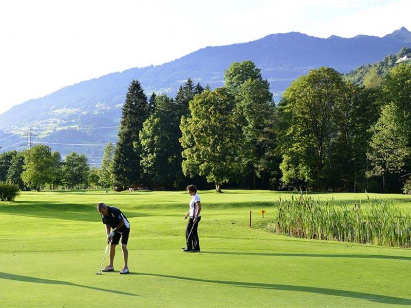 Golfplatz Montafon Tschagguns