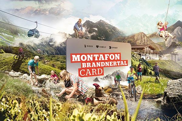 Montafon Brandnertal Card Sommer