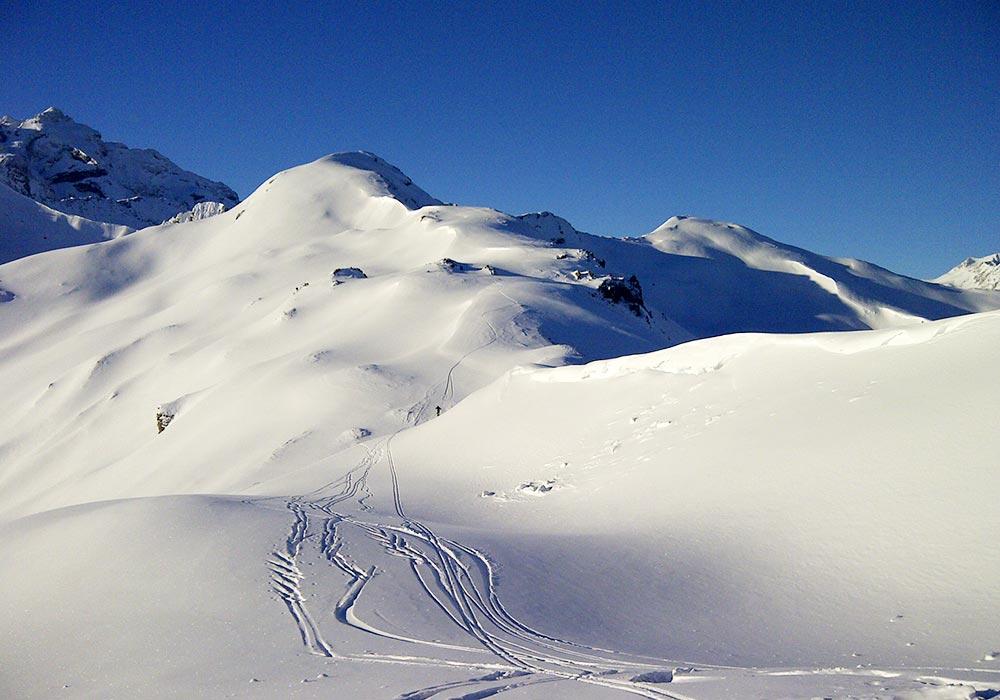 Skitours Montafon