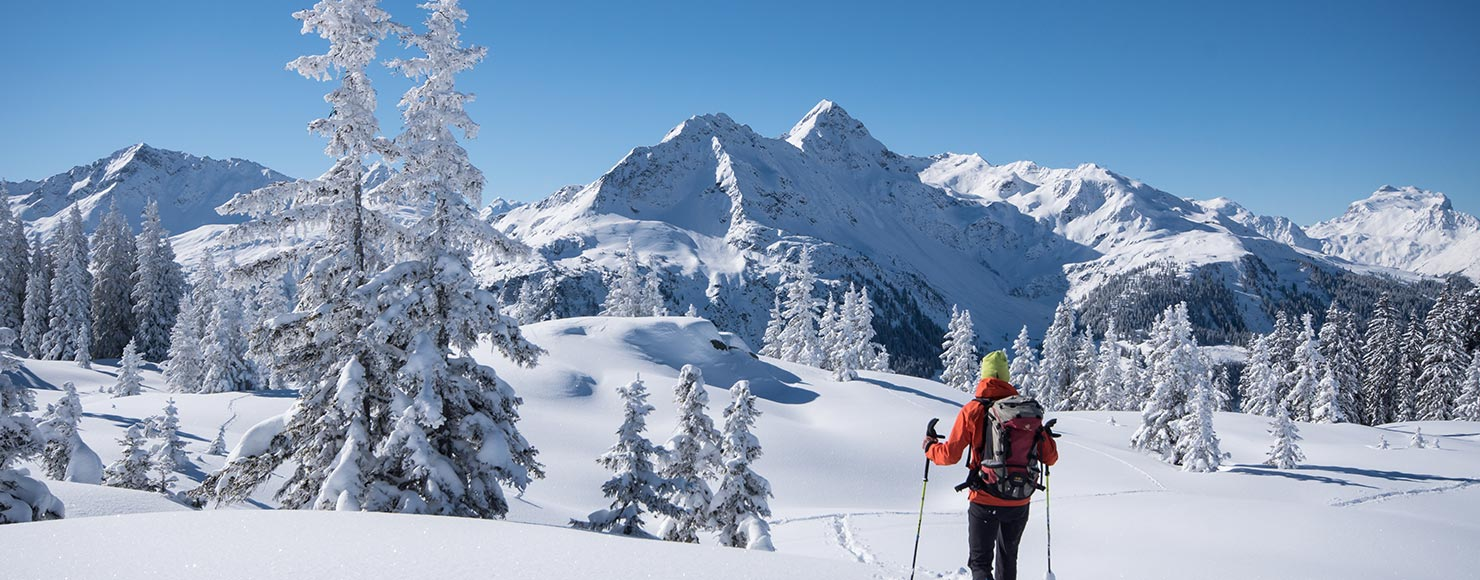 Winterwandern Nontafon