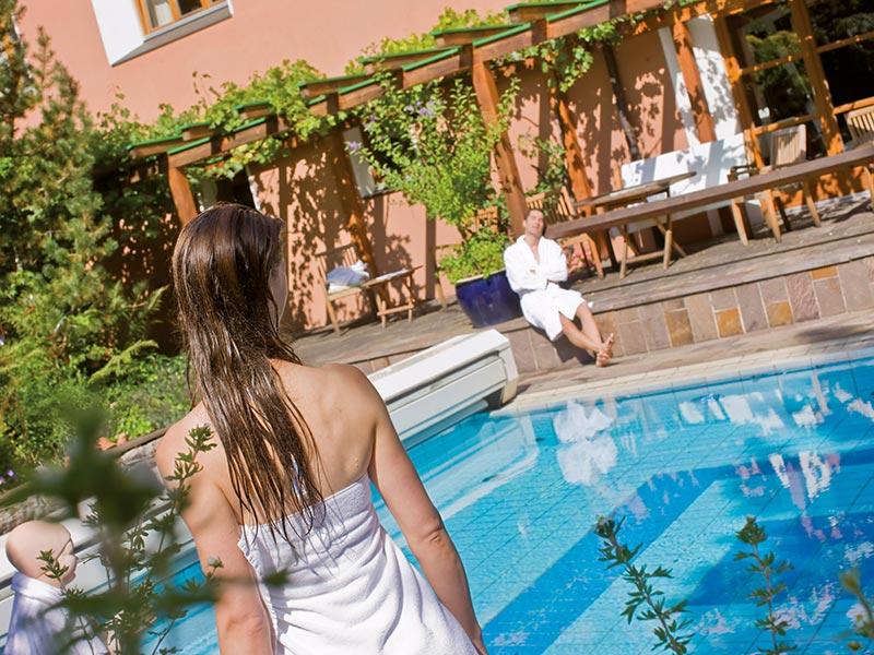 Schwimmbad Hotel Montafoner Hof