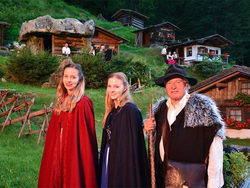 Sagenfestspiele Silbertal