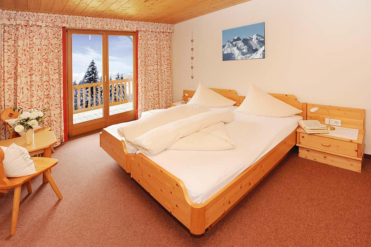 Gästehaus Bett