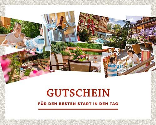 Gutschein Hotel Montafoner Hof
