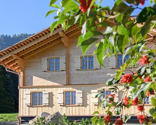 Mountain house Gauertal Montafon