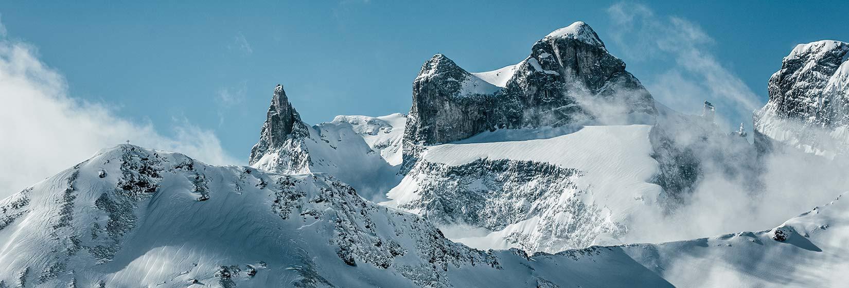 Skitouren Golm Montafon