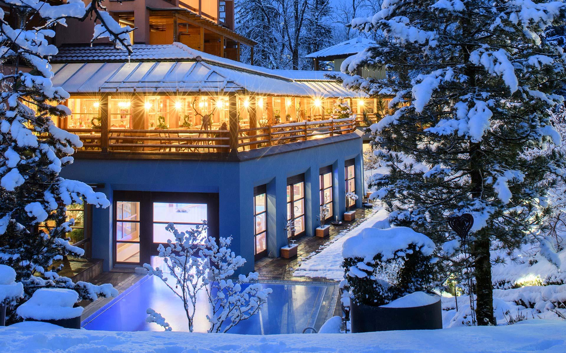 Winterurlaub in Schruns / Tschagguns, Montafon