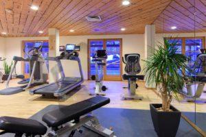 Fitnessraum Hotel Montafoner Hof