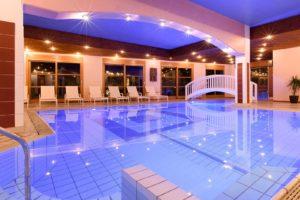 Indoor pool Hotel Montafoner Hof