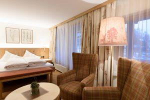 Room Hotel Montafoner Hof
