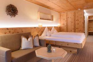 Zimmer Hotel Montafoner Hof