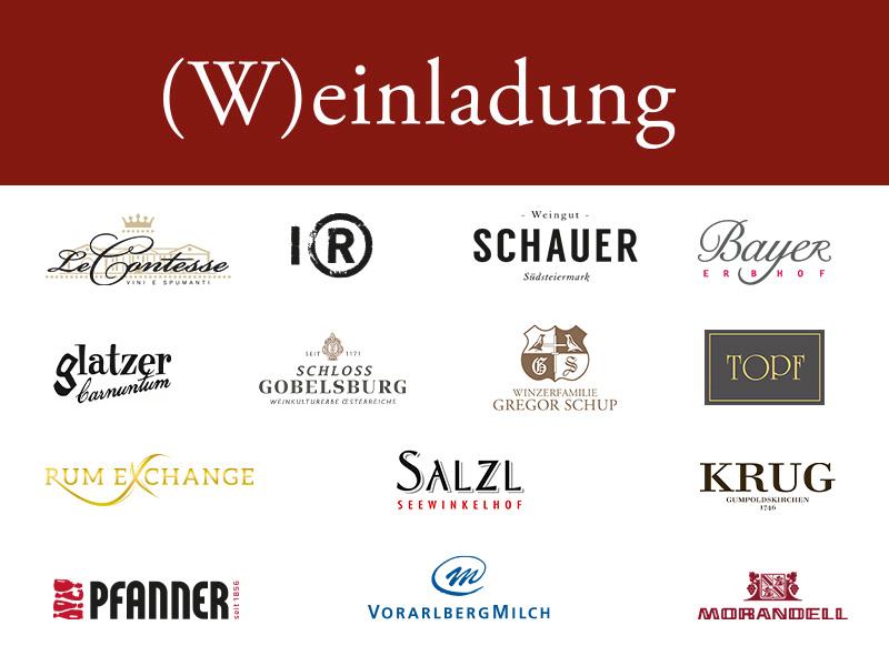 Weinladung Weingüter