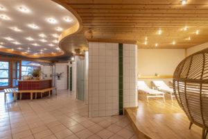 Montafoner Hof Wellnessbereich
